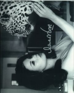 Lana Wood (Bond Girl) - Genuine Autograph #9059